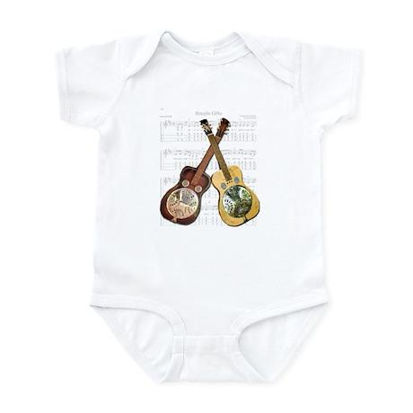 Dobro and loving it Infant Bodysuit