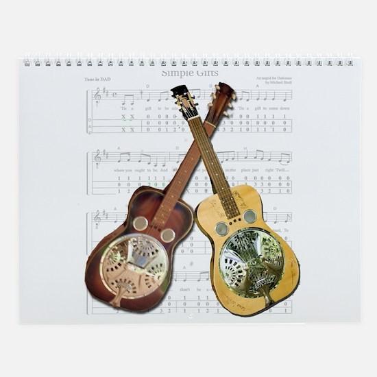 Dobro and beautiful photos Wall Calendar