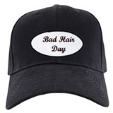 Bad hair day Black Hat