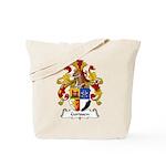 Gorissen Family Crest Tote Bag