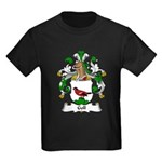 Goll Family Crest Kids Dark T-Shirt