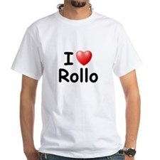 I Love Rollo (Black) Shirt