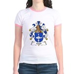 Gogel Family Crest Jr. Ringer T-Shirt