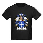 Gogel Family Crest Kids Dark T-Shirt