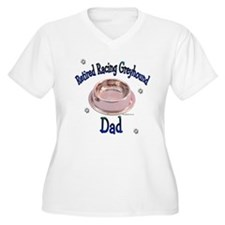 Retired Racers Dad Bowl T-Shirt