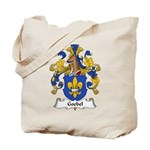 Goebel Family Crest Tote Bag