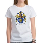 Goebel Family Crest Women's T-Shirt