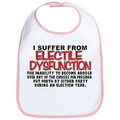 Electile Dysfunction Bib