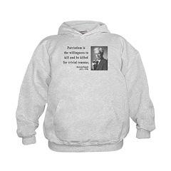 Bertrand Russell 9 Hoodie
