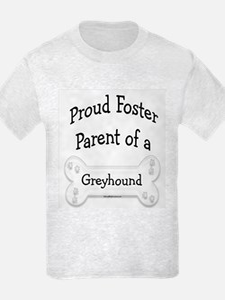 Greyhound Foster Parent T-Shirt