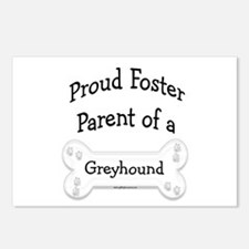 Greyhound Foster Parent Postcards (Package of 8)