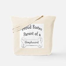 Greyhound Foster Parent Tote Bag
