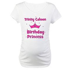 Custom - First Birthday - Tri Shirt