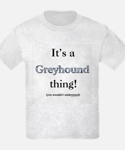 Greyhound Thing T-Shirt