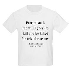 Bertrand Russell 9 T-Shirt
