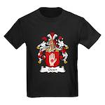 Gieser Family Crest Kids Dark T-Shirt
