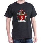Gieser Family Crest Dark T-Shirt