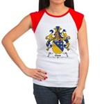 Giese Family Crest Women's Cap Sleeve T-Shirt
