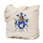 Geusau Family Crest Tote Bag