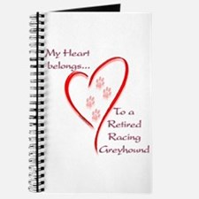 Retired Racer Heart Belongs Journal
