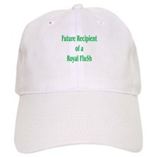 Royal Flush Baseball Cap