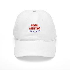 Retired Dental Assistant Baseball Cap