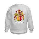 Gertner Family Crest Kids Sweatshirt
