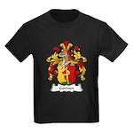 Gertner Family Crest Kids Dark T-Shirt