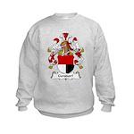 Gersdorf Family Crest Kids Sweatshirt