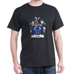 Gerdes Family Crest Dark T-Shirt