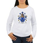 Gerdes Family Crest Women's Long Sleeve T-Shirt