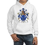Gerdes Family Crest Hooded Sweatshirt