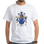 Gerdes Family Crest White T-Shirt