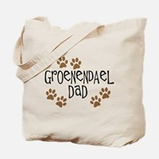 Groenendael Dad Tote Bag