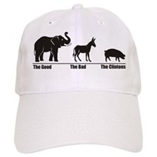 The Good The Bad Baseball Cap