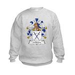 Gebhard Family Crest Kids Sweatshirt