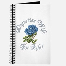 Deputies Wife For Life Journal