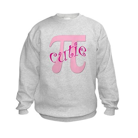 Cutie Pi Kids Sweatshirt