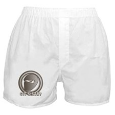 Retro Ninja Boxer Shorts