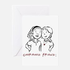 Cherished Friend Valentine's Day Card