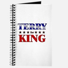 TERRY for king Journal