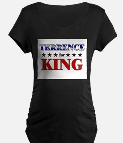 TERRENCE for king T-Shirt
