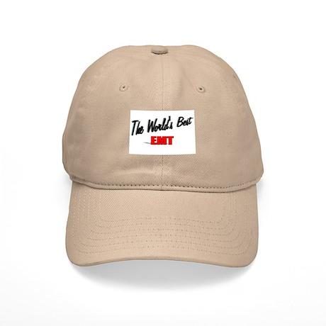 """The World's Best EMT"" Cap"