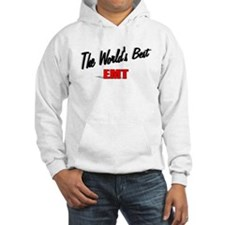 """The World's Best EMT"" Jumper Hoodie"