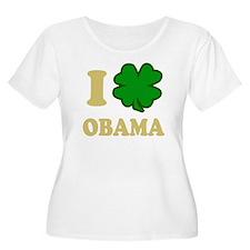 I Shamrock Obama T-Shirt