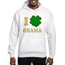 I Shamrock Obama Hoodie