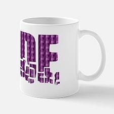 Bride - Purple Earthquake Mug