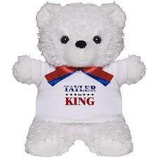 TAYLER for king Teddy Bear