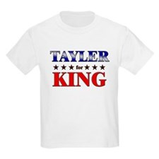 TAYLER for king T-Shirt
