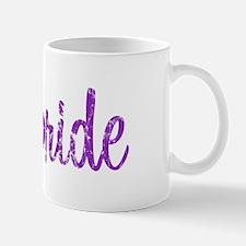 Bride - Purple Rocker Mug